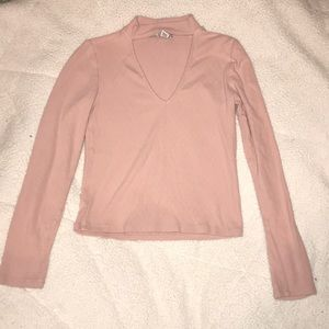 Forever 21 Pink Long Sleeve